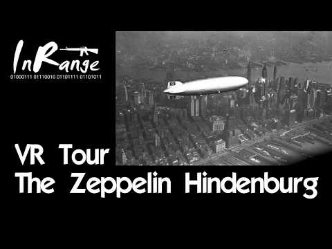 VR Tour - The Zeppelin Hindenburg