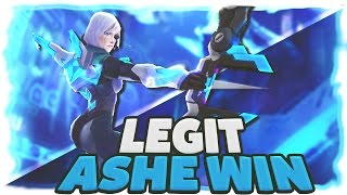 C9 Sneaky | Totally Legit Ashe Victory