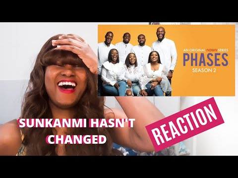 Phases S2E1: Life is a Party…REACTION VIDEO (First Impressions) | Rachael Wanogho