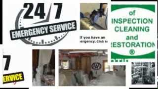 Freezing Water Burst Pipes - Water Damage Holmdel NJ Call 732-993-6622 - Water Damage Cleanup