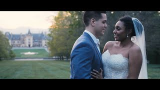 Ashley and Aaron's Biltmore Wedding Film in Asheville, NC