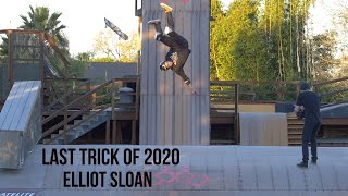 LAST TRICK OF 2020 | ELLIOT SLOAN