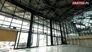 Największa inwestycja kolejowa w Polsce! Budowa Dworca Łódź - Fabryczna