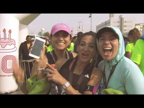 The Spirit of the RAK Half Marathon 2016