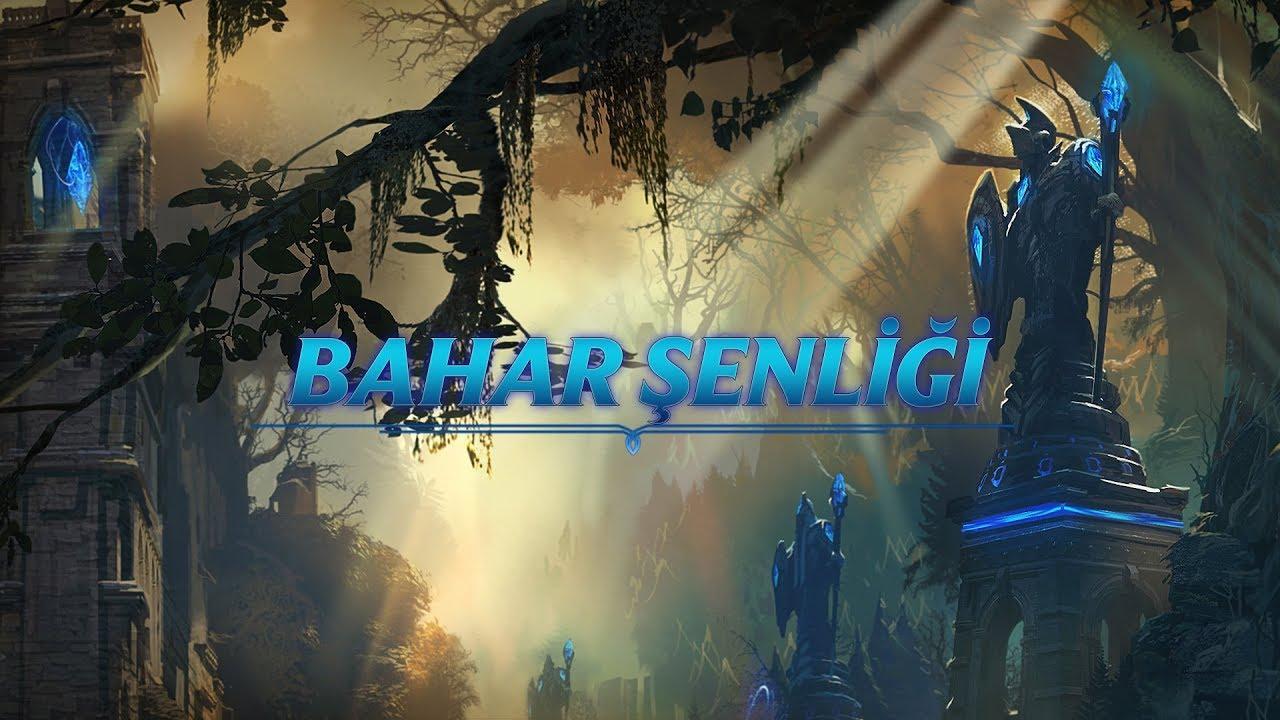 League Of Legends - Bahar Şenliği Başlıyor ! Videosu