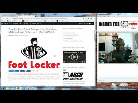 Insider Ties Ep. 59: Foot Locker's 20% Stock Plunge!