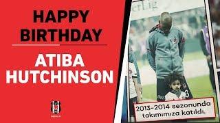 Doğum günün kutlu olsun Atiba Hutchinson, iyi ki doğdun