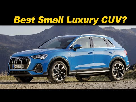 2020 Audi Q3 | Redefining The Small Luxury Crossover