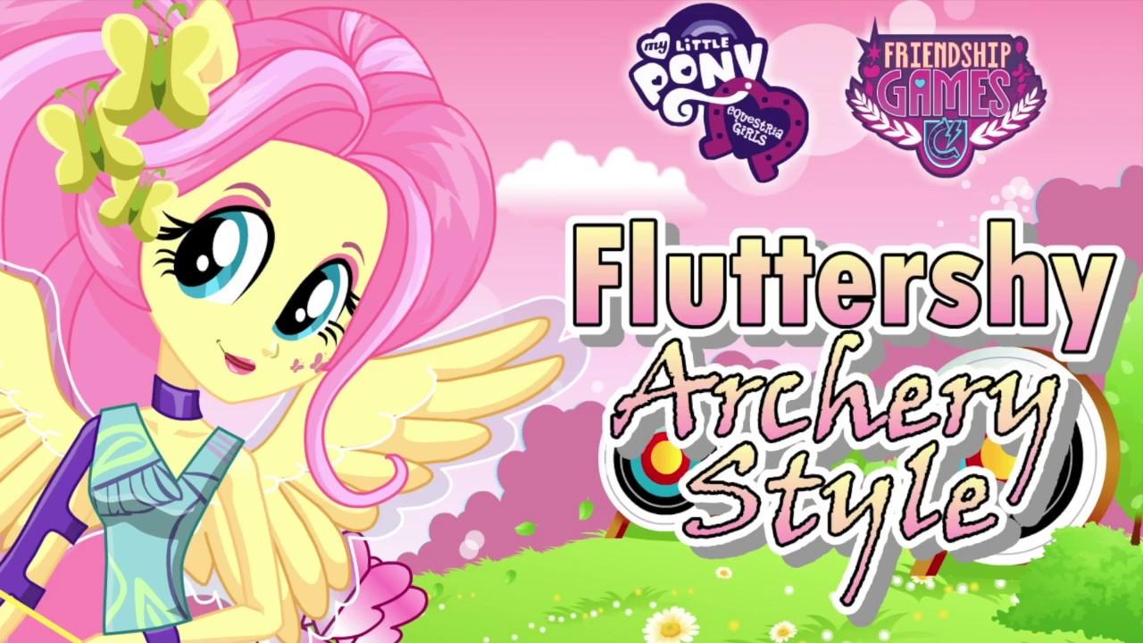 My Little Pony Equestria Girls Rainbow Rocks - Fluttershy
