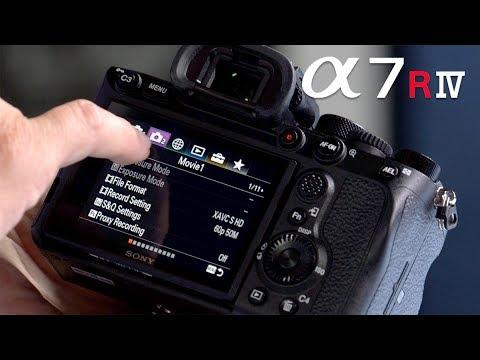 Sony A7R IV Tips & Tutorial