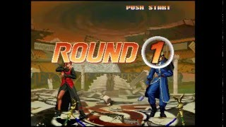 Fighting Game Bosses 11. The King of Fighters '96 - Leopold Goenitz boss fight