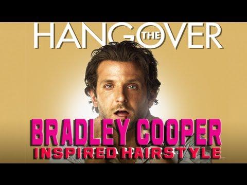 Bradley Cooper Hair Tutorial