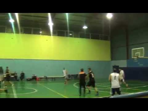 Basketaki The League - Harlems Vs Staff Bulls (23/3/2014)