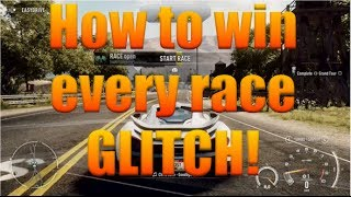 Need For Speed: Rivals - How to win every race GLITCH - PS4