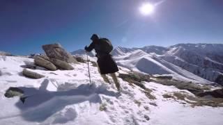 Кок Жайлау-Три Брата-Пик Кумбель (Горы Алматы)