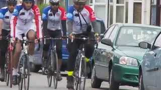 Ride 4 Peace  ITV News (ITV Tyne Tees)