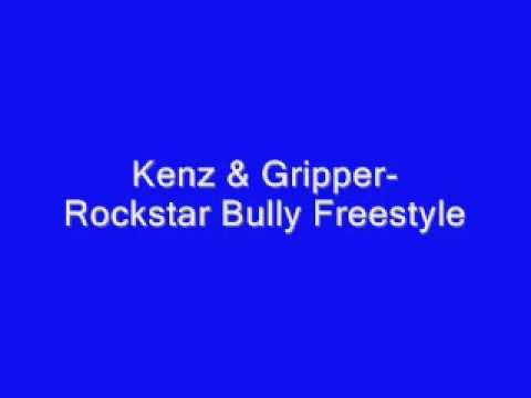 Gripper & Kenz- Rockstar Bully Freestyle ( Pinero Beats ) @AntiGrips @AntiKen
