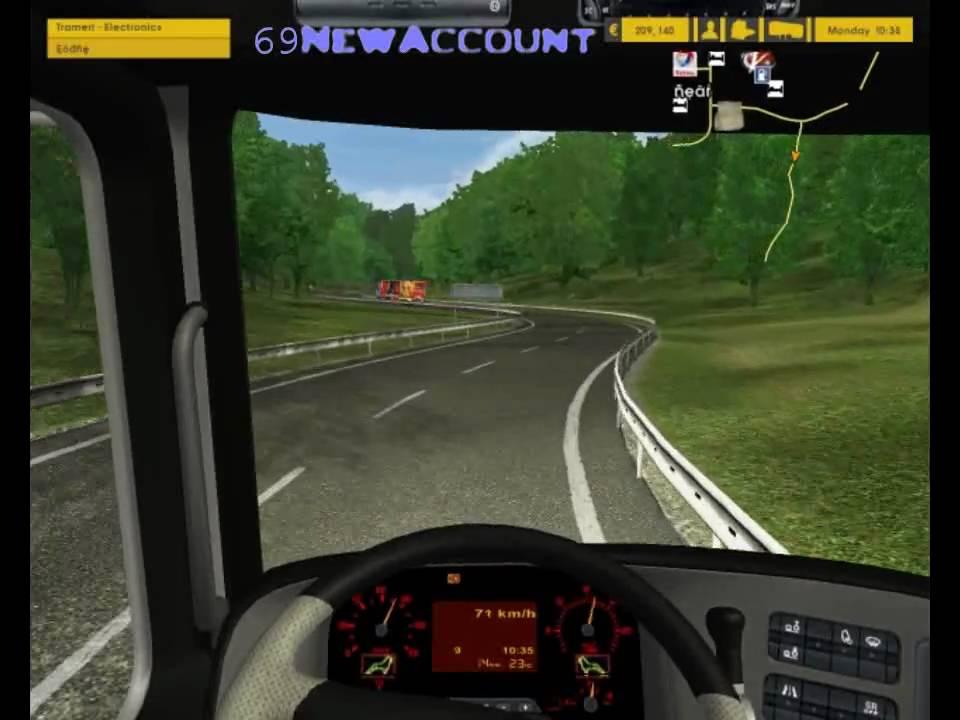 Скачать моды для euro truck simulator ussr