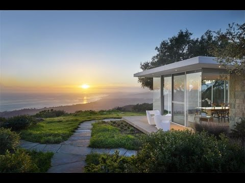 Contemporary Mountain Estate in Carpinteria, California