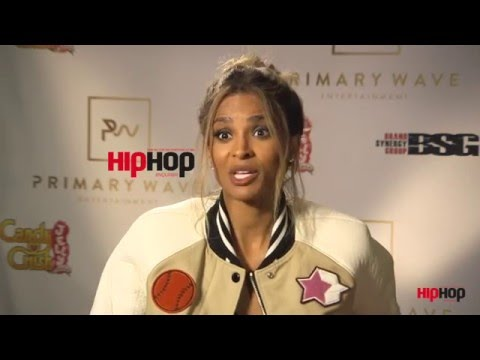 Ciara Demonstrates Her Dance Moves with Candy Crush Jelly Saga Game