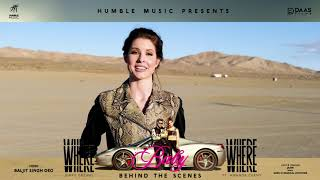 WhereBabyWhere (Behind The Scene) Gippy Grewal   Amanda Cerny   Jaani   Sukhe   BalDeo   HumbleMusic