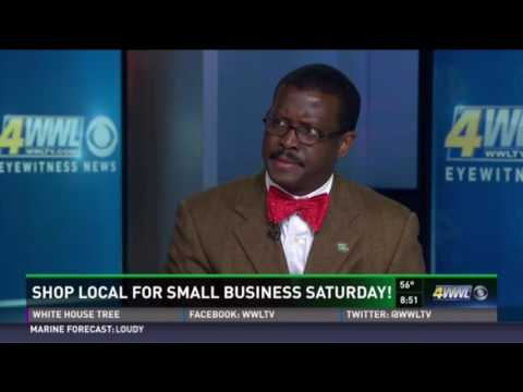 Small Business Saturday 2016 - New Orleans Business Alliance