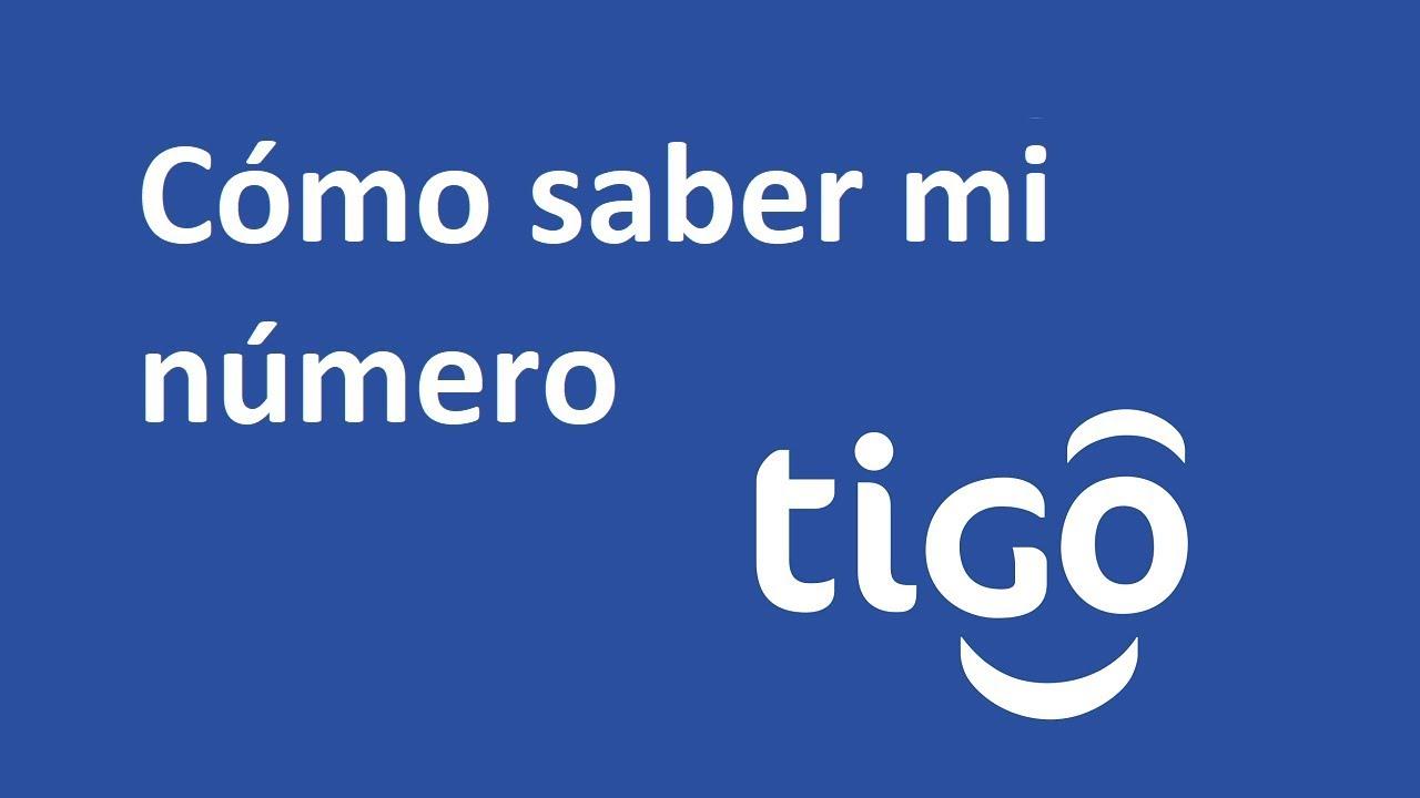 9d2d7ce2305 Cómo Saber el número de una SIM card Tigo Colombia
