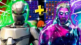 THE FUSION OF TWO ULTRA RARE EON XBOX SKINS WITH THE GALAXY! -Fortnite, the