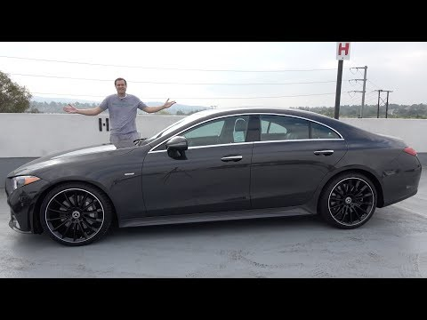 The 2019 Mercedes-Benz CLS Is a Gorgeous Sport Sedan