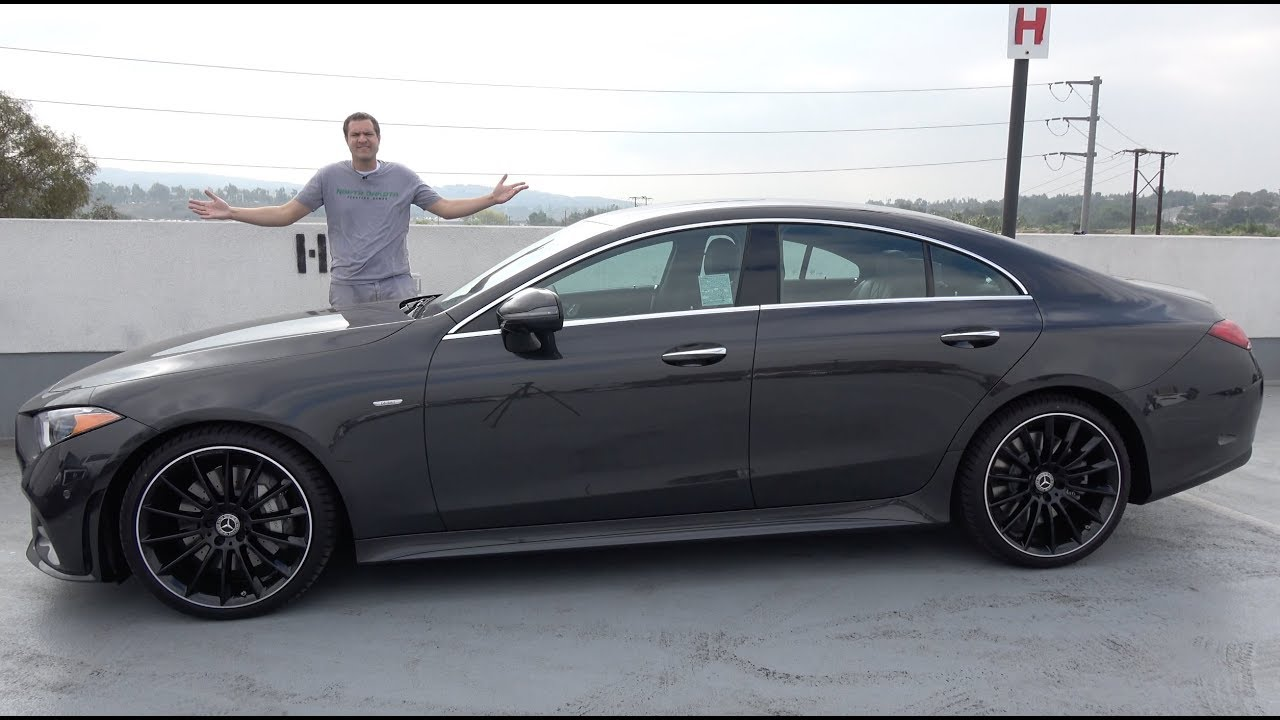 The 2019 Mercedes-Benz CLS Review