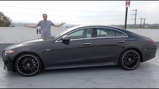 Mercedes CLS Class Videos