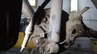 Ремонт задней подвески Пежо 406