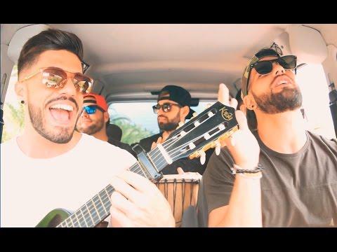 Andas En Mi Cabeza - Chino y Nacho ft. Daddy Yankee (Santos & Ledes COVER)