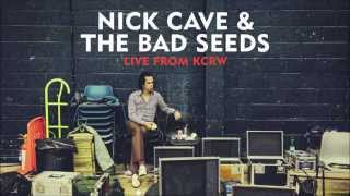 nick cave and the bad seeds into my arms live from kcrw