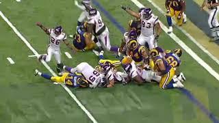 Vikings vs Rams 2009 Week 5
