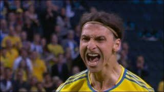 Sverige-Färöarna (2-0) VM-kval 2013 (Radiosportens kommentatorer)