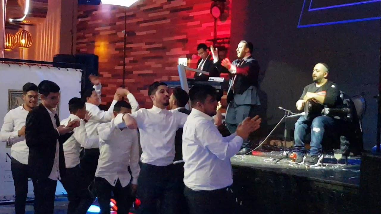לילה של שמחות live- הזמר יניב מדר