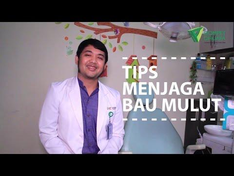 Penyebab dan Tips Menghilangkan Bau Mulut