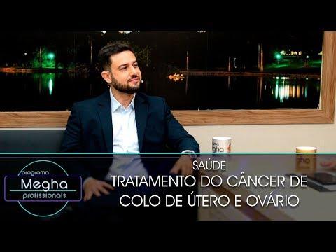Tratamento Do Câncer De Colo Do Útero | Dr. Vincius Maciel | Pgm Megha Profissionais N°636