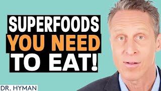 My Favorite 5 Superfoods Belong in YOUR Diet