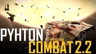 Elite Dangerous - PYTHON COMBAT! - Loadout & PVE