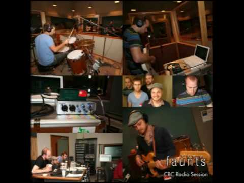 M4 Part 1 - Faunts, CBC Radio Session