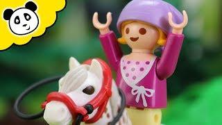 ⭕ KITA SONNENSCHEIN - REIT UNFALL! Vom Pferd getreten!? Playmobil Film