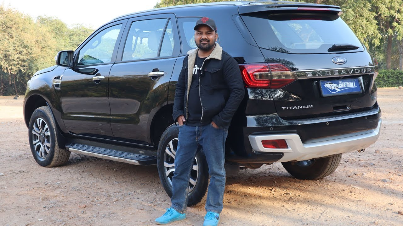 Best 4×4 SUV With Auto Park Feature In India   MCMR