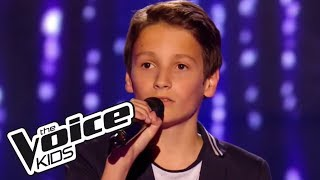 the voice kids 2016 matthieu let her go passenger blind audition