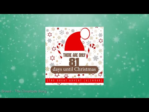 There are only 81 days until Christmas [The Great Advent Calendar]