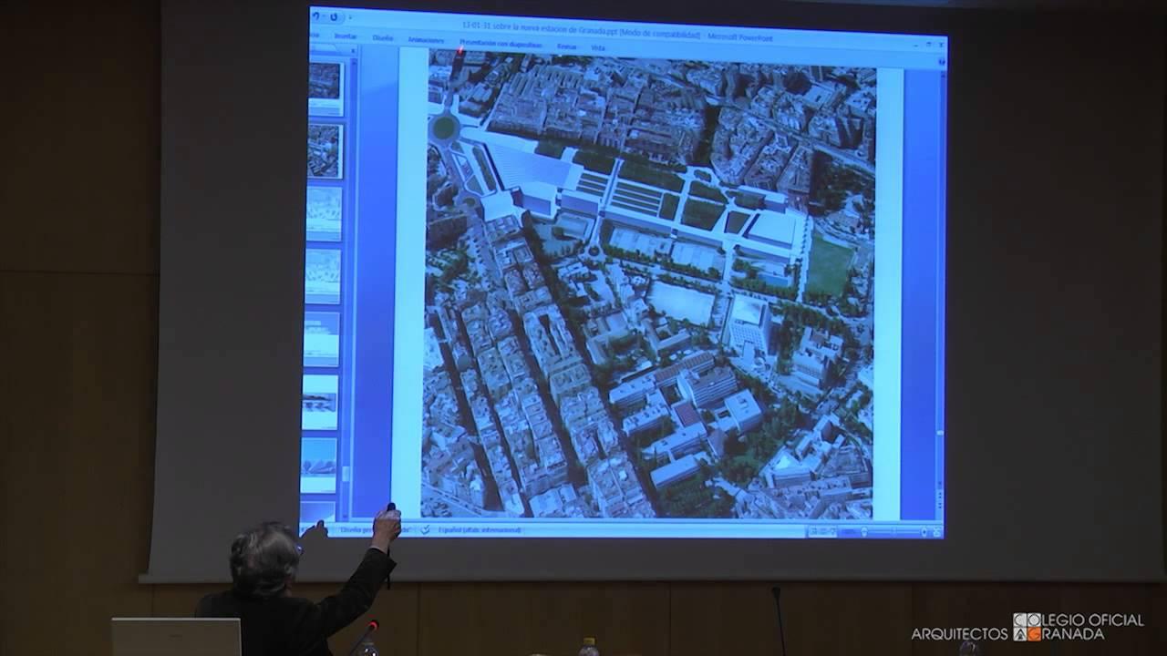 4 4 conferencia de rafael moneo colegio oficial de - Colegio arquitectos granada ...
