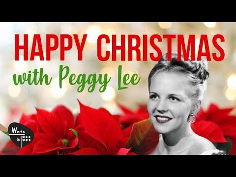 Peggy Lee - Happy Christmas