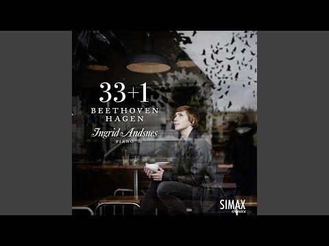 Thirty-Three Variations on a Waltz by Diabelli, Op. 120,Variation 24: Fughetta (Andante)