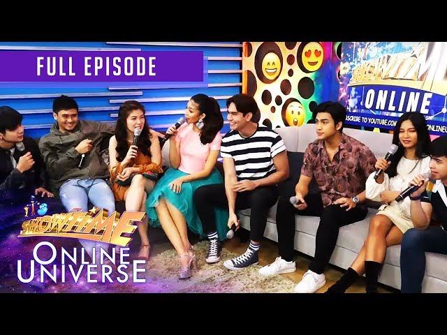It's Showtime Online Universe - February 8, 2020 | Full Episode